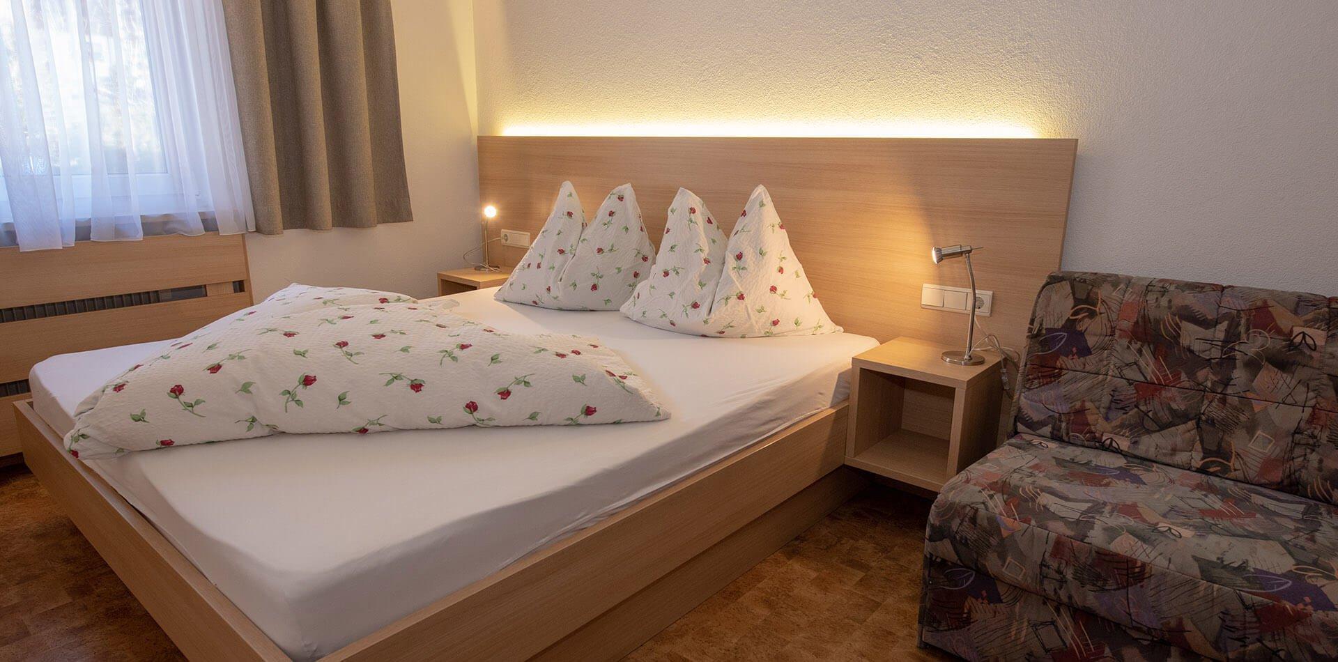 Zweiraumappartments im Ahrntal - Ferienwohnungen in Südtirol