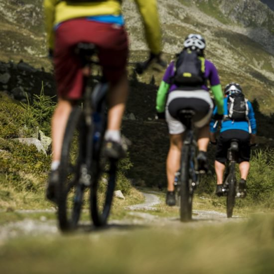 Discover the Aurina Valley by bicycle and mountain bike 2